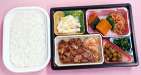 2月 北海道産豚の炙り焼き弁当