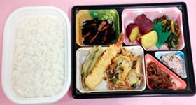 3月 春の天ぷら弁当